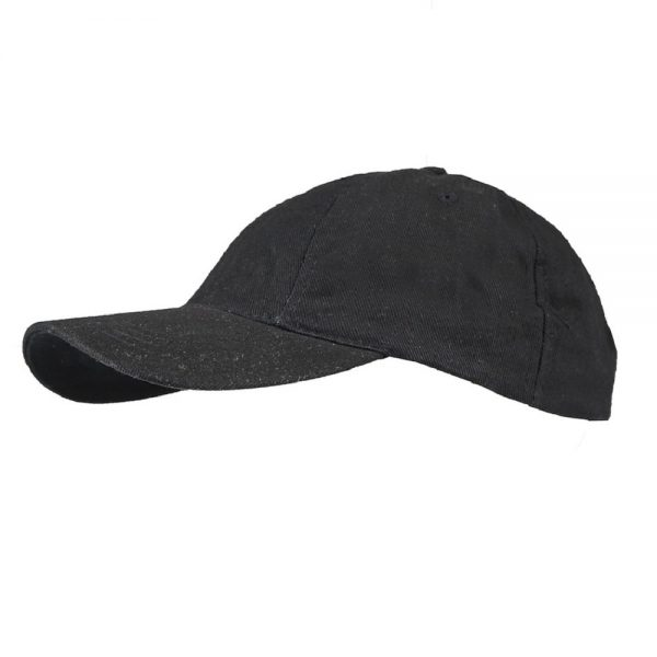 Horka Summer BaseBall Cap Black