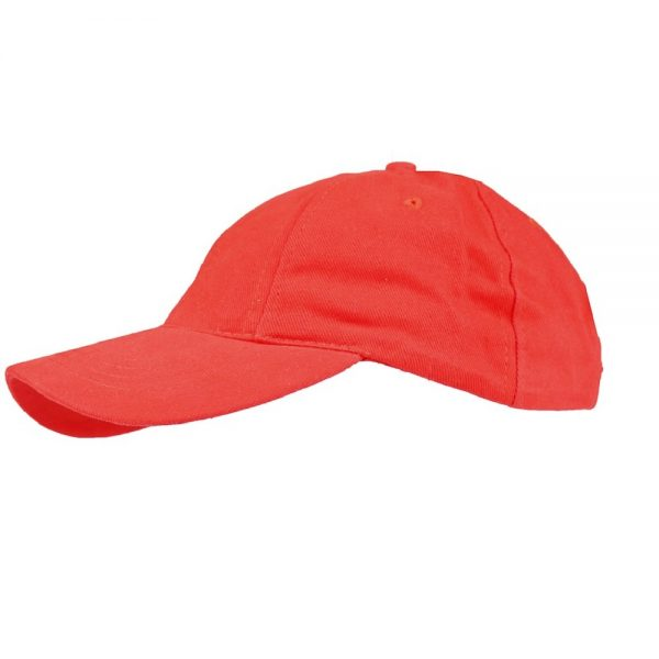 Horka Summer BaseBall Cap Red