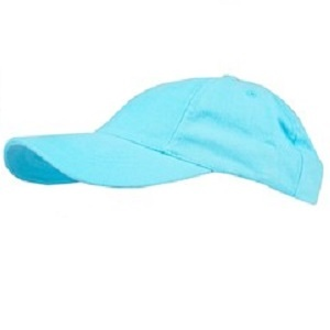 Horka Summer BaseBall Cap Light Blue