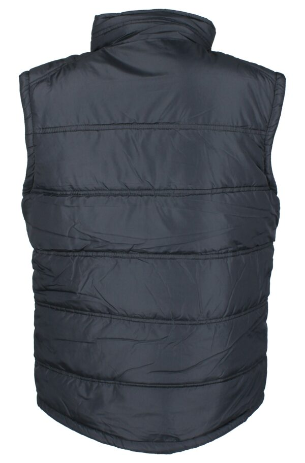 Horka Men's Practical Body Warmer Black Back