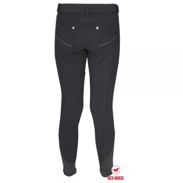 Red Horse Boy's Kevin Breech Black Back