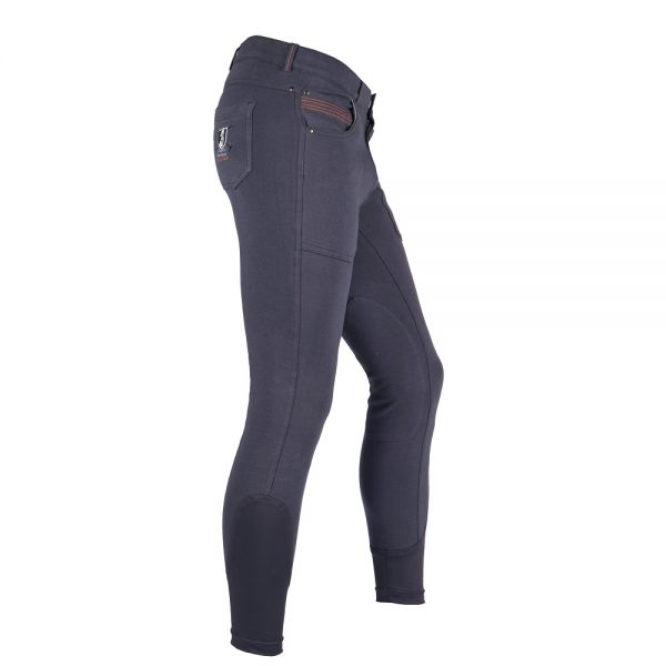 Red Horse Boy's Aiden Breech Anthracite Right Side