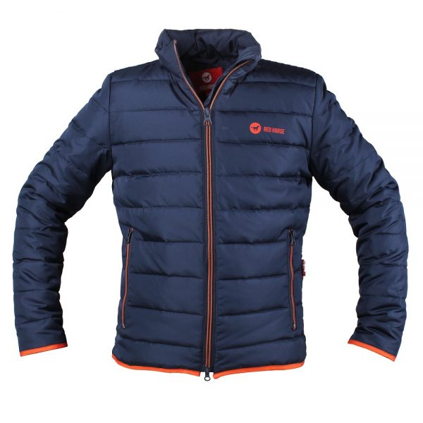 Red Horse Boy's Brentwood Jacket Navy