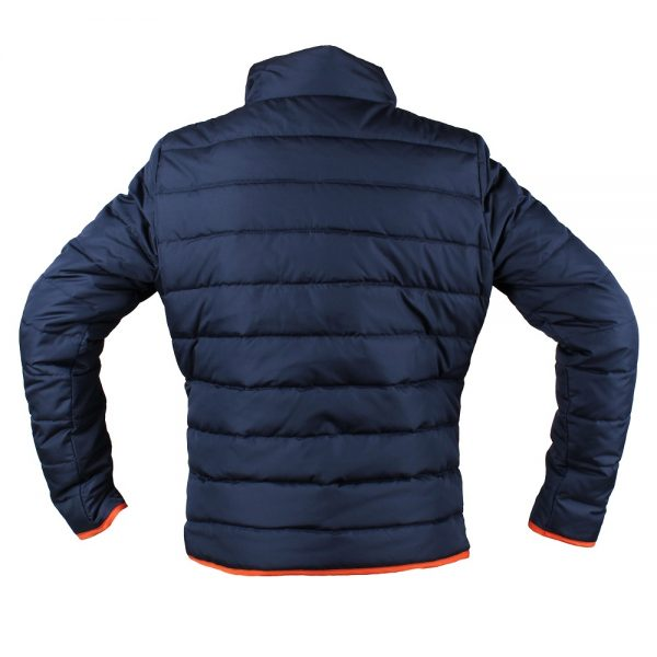 Red Horse Boy's Brentwood Jacket Navy Back