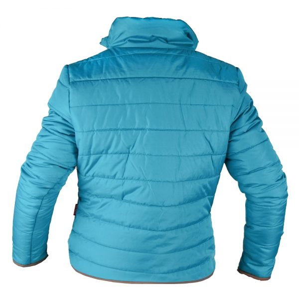 Red Horse Boy's Brentwood Jacket Turquoise Back