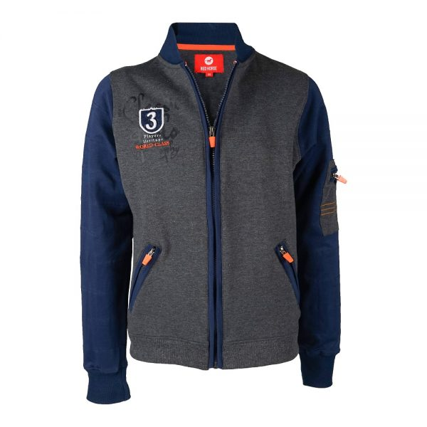 Red Horse Boy's Arjan Sweater Anthracite