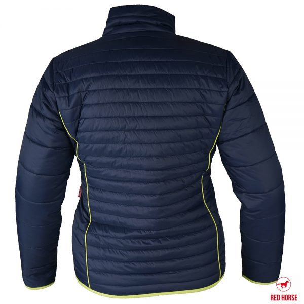 Red Horse Boy's Sprinter Jacket Indigo Back