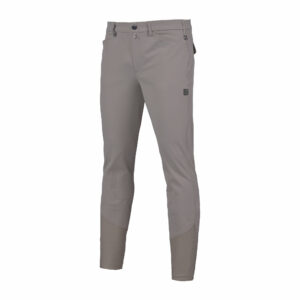 KEITH K-TECL breeches, men, with knee patches, Beige