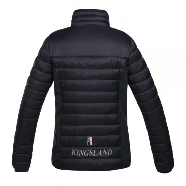 Kingsland Men's Classic Padded Jacket Navy Back