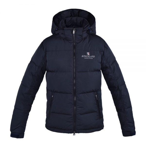 Kingsland Men's Classic Down Jacket Navy