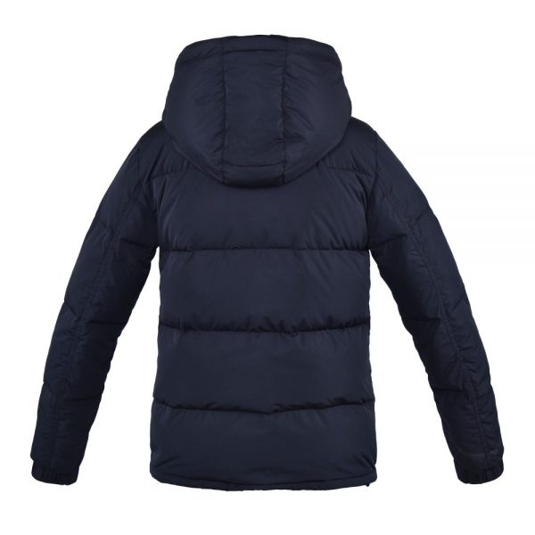 Kingsland Men's Classic Down Jacket Navy Back