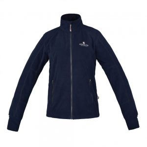 Kingsland Men's Classic Fleece Jacket Navy