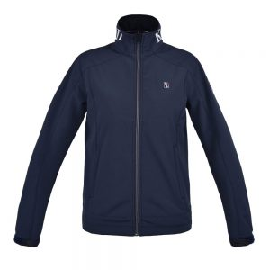 Kingsland Men's Classic Soft Shell Jacket Navy