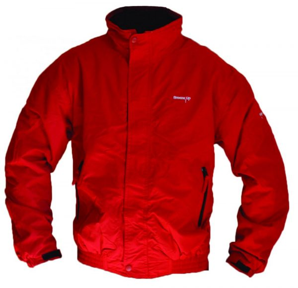 Breeze Up Jacket Red