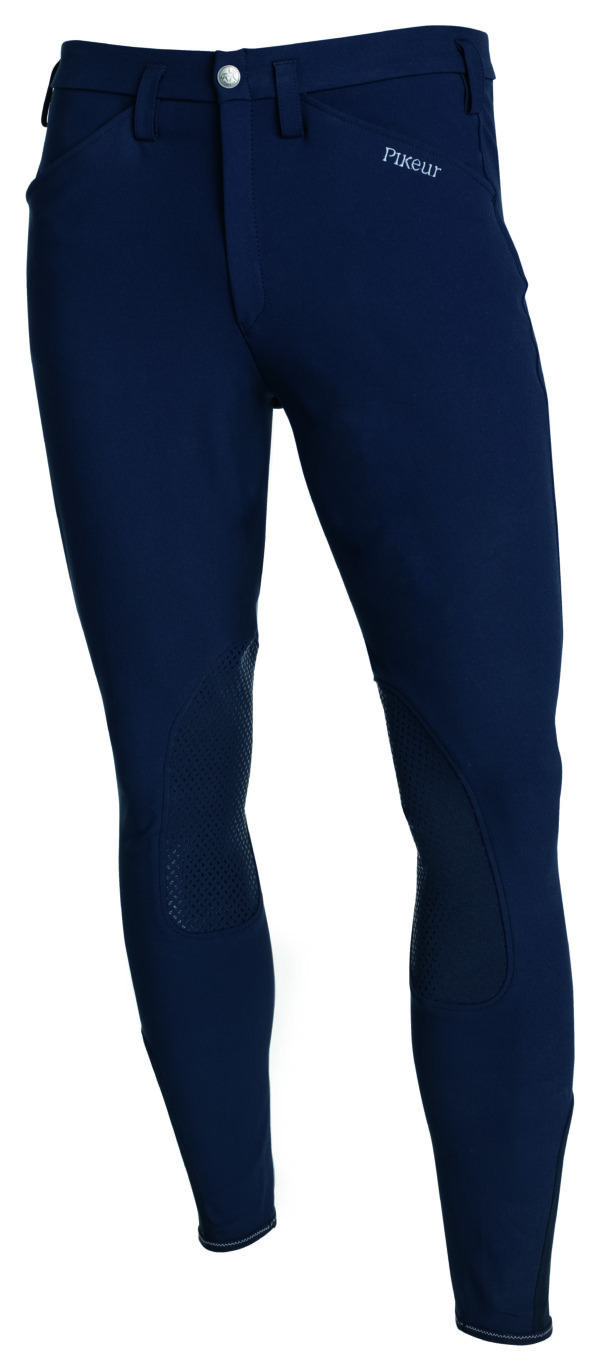 Pikeur Rodrigo Grip 2 Night Blue Front