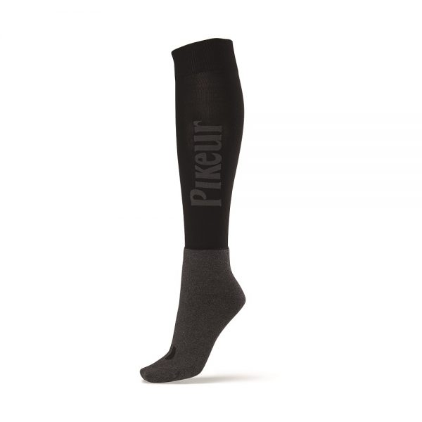 Pikeur Long Socks Black