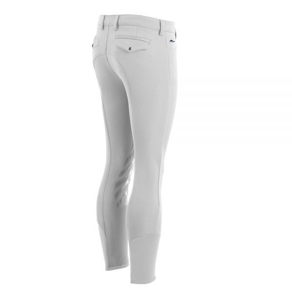 Anna Scarpati Boys Ramy Breeches White Back