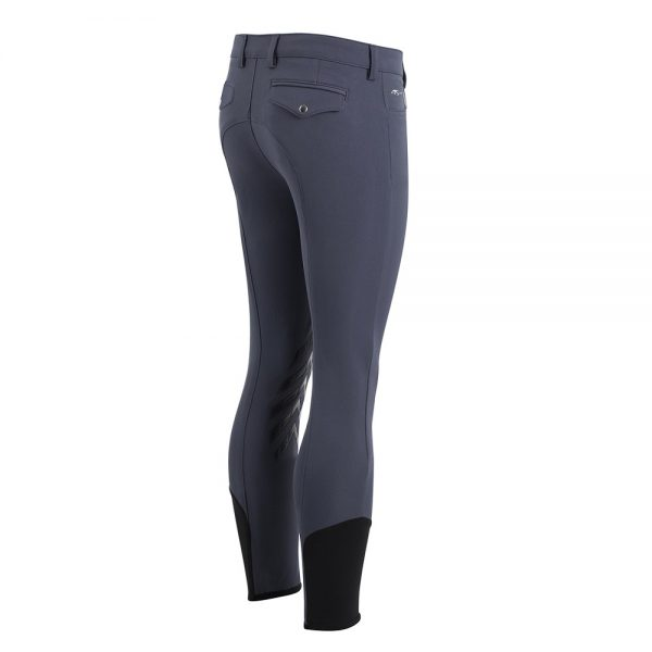 Anna Scarpati Boys Ramy Breeches Blue Back