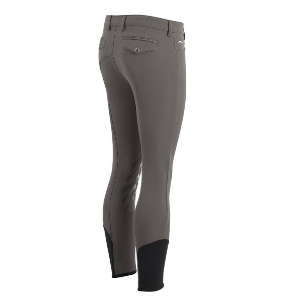 Anna Scarpati Boys Ramy Breeches Brown Back