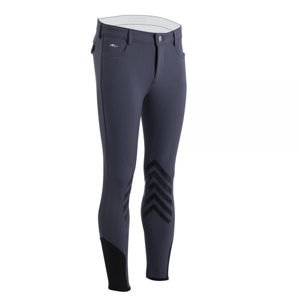 Anna Scarpati Boys Ramy Breeches Blue Front