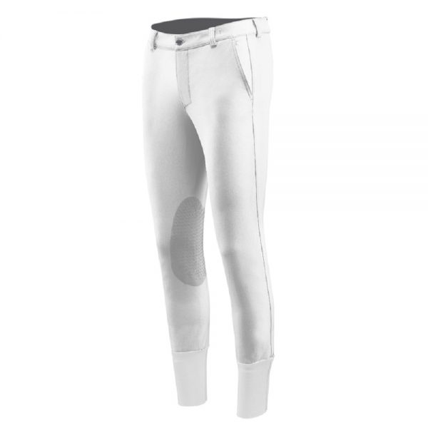 Animo Marlon Breeches Front White