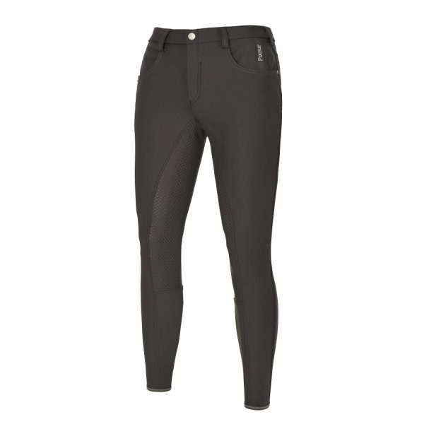 Pikeur Larson Breeches Dark Shadow Front