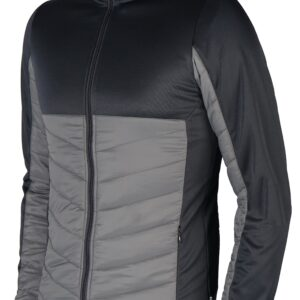 Horka Christian Jacket Anthracite, Front