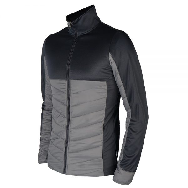 Horka Christian Jacket Anthracite Front