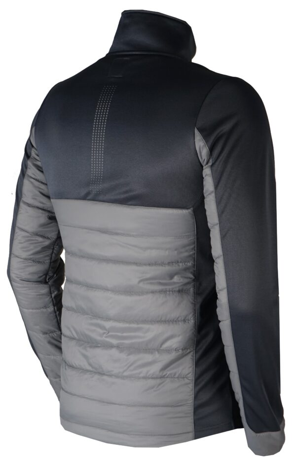 Horka Christian Jacket Anthracite, Back
