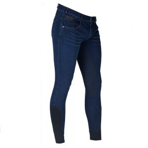 Horka Men's Stan Jeans Breeches Blue